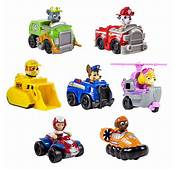 Paw Patrol Rescue Racer Vehicle Case  Spin Master