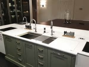 Two Level Kitchen Island Time2design Custom Cabinetry And Interior Design Kitchen