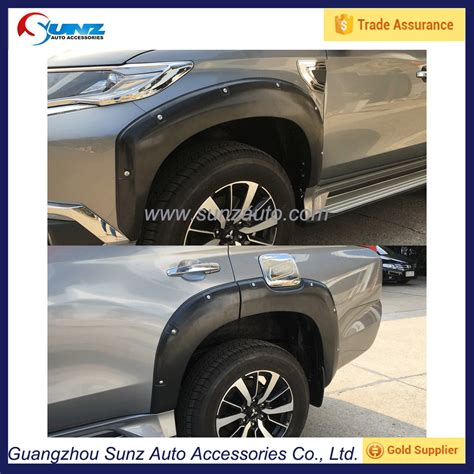 Cover Handle All New Pajero 2016 Murah montero 2016 new suv abs design front gate cover chromed for mitsubishi pajero sport 2016