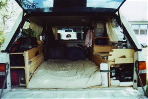 Campervan Design Curtains by Small Truck Camper