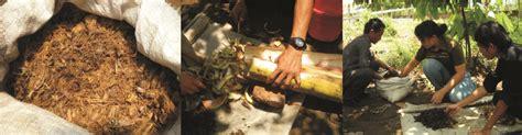 Pupuk Organik Cair Tanpa Em4 kompos celup organik tandan kelapa think about j o g j a