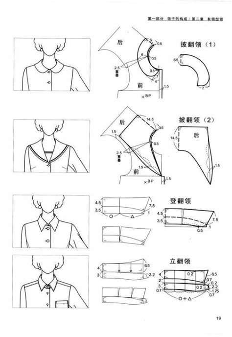 collar pattern pinterest collor pattern collor pattern pinterest patterns