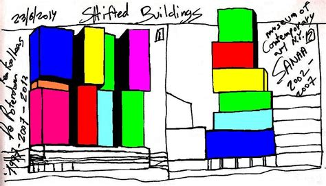 Contemporary Architecture Characteristics Vertical City Someone Has Built It Before
