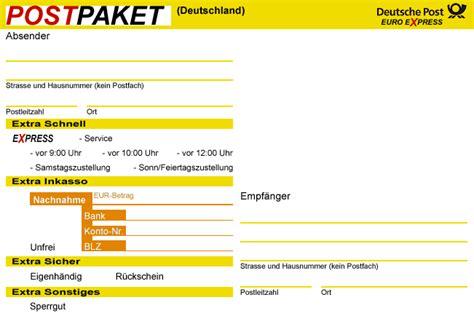 Paketschein Drucken Unfrei by Hed Form Formulardrucker F 252 R Paketaufkleber