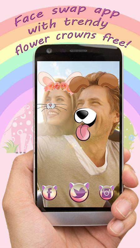 cute selfie cam photo stickers  android apk