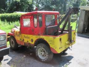 Jeep Tow Truck 1955 Cj5 Willys Tow Truck Coolest Of Cars