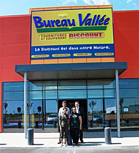 bureau valle 4 nouvelles ouvertures de magasins en 3