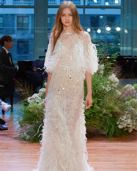 Wedding Dresses Lhuillier by Lhuillier Fall 2017 Wedding Dress Collection