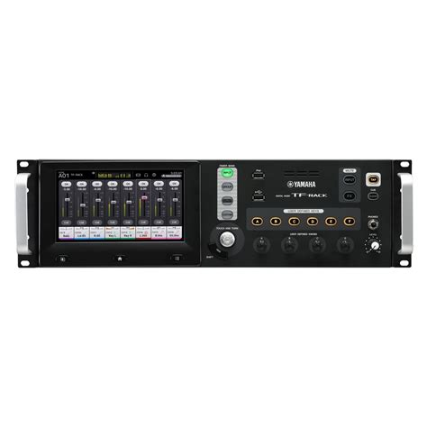 Mixer Yamaha Tf yamaha tf rack digital mixer at gear4music