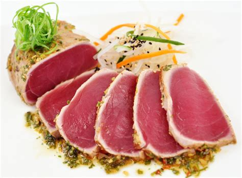 seared ahi tuna recipe dishmaps