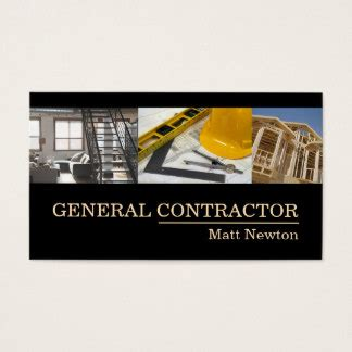business card templates general contractors 98 general contractor business cards and general