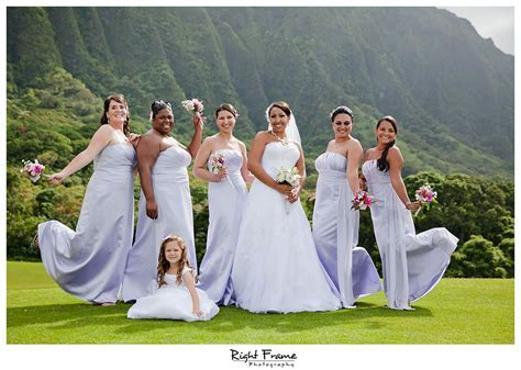 Koolau Ballrooms Wedding Honolulu Wedding by RIGHT FRAME