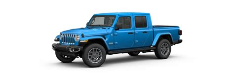 2020 Jeep Gladiator Yellow by Updated 2020 Gladiator Colors Revealed Gobi Hydro Blue