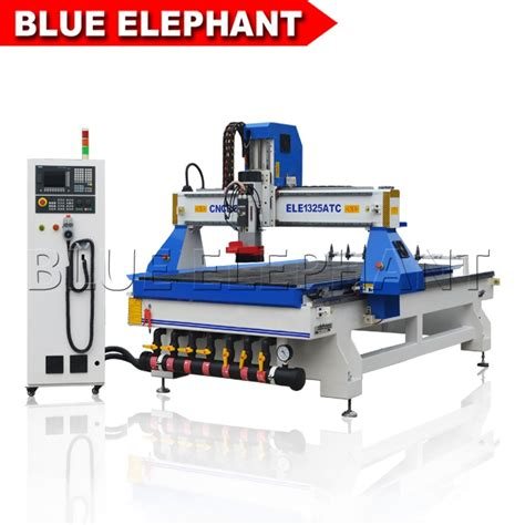 automatic spindle motor  cnc router engraving machine