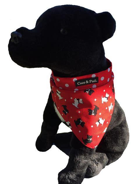 scotty pet scarf