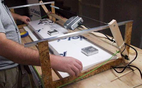 cortar foam cortador de foam con hilo caliente para alas de avi 243 n rc