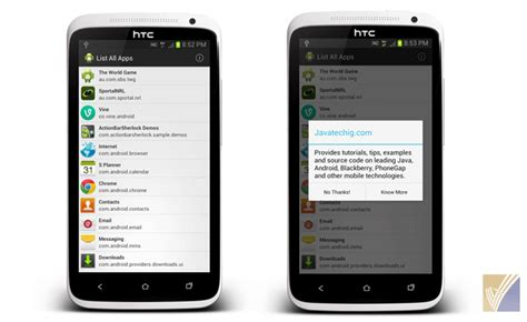android packagemanager how to get list of installed apps in android 推酷