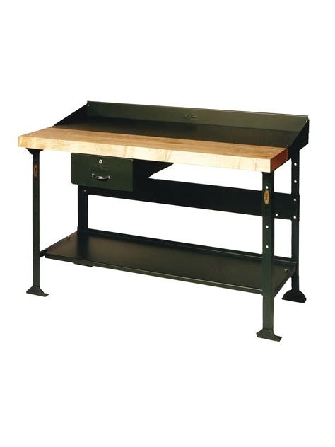 steel and wood bench steel wood work bench at nationwide industrial supply llc