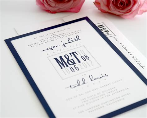 Inexpensive Modern Wedding Invitations by Affordable Modern Wedding Invitations Wedding Invitation