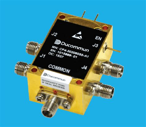 pin diode switch absorptive and reflective pin diode switches