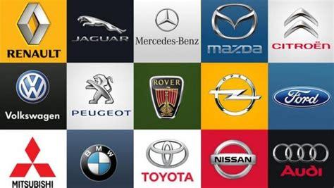 Salon De L Auto Logo by Salon De L Auto Quelques Logos De Voitures