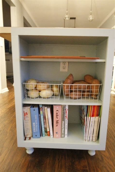 kitchen bookshelf ideas extend your kitchen island with an open bookshelf hometalk
