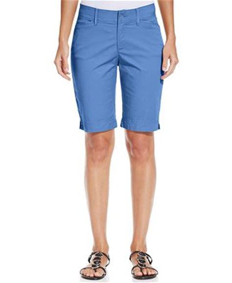 lee platinum shorts lee platinum straight leg no gap bermuda shorts shorts