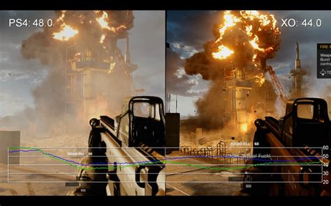 Bd Ps4 Batlefield 4 Second dogs ps4 vs xbox one time graphics comparison n4g