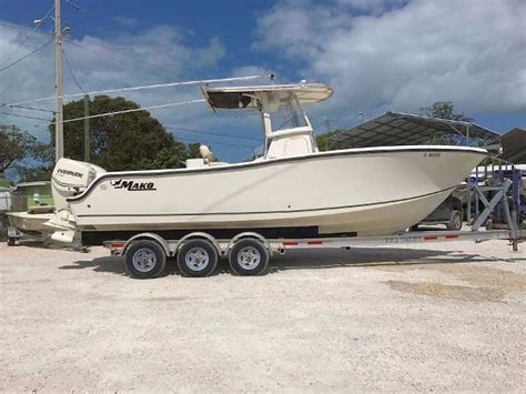 mako boats for sale florida mako boats for sale in key largo florida