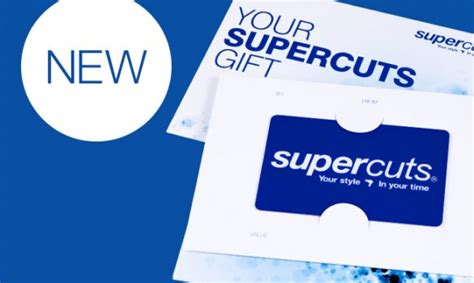 Supercuts Gift Card - supercuts affordable hair salons hairdressers