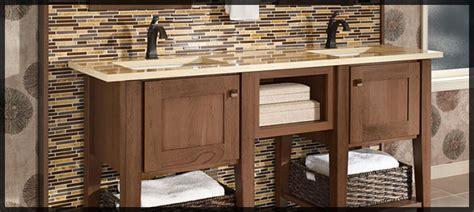 bathroom console vanity console vanity collections kraftmaid cabinetry