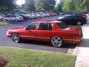 1998 Cadillac Specs 1998 Cadillac De Ville Pictures Information And Specs