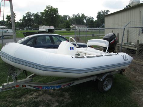 zodiac boat capacity zodiac 11ft 1998 for sale for 103 boats from usa