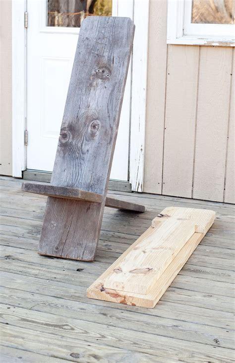 diy  board minimalist chair home design garden