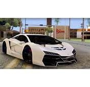 Pegassi Zentorno From GTA 5 V3 For San Andreas