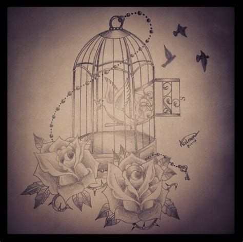 bird cage tattoo designs birdcage ideas i am birds