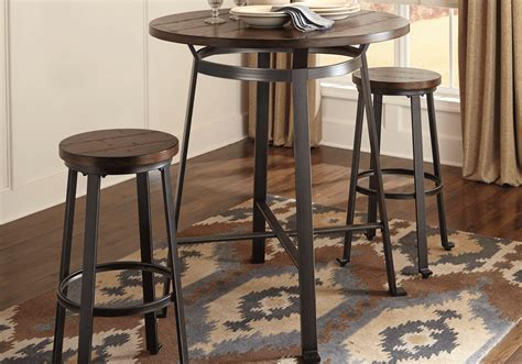 dining room bar furniture challiman round dining room bar table louisville