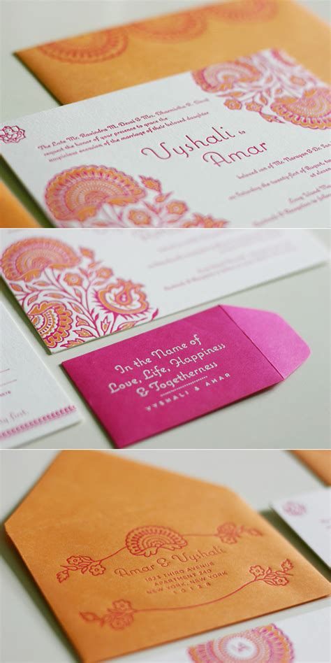 Wedding Invitations Hindu by Traditional Hindu Wedding Invitations
