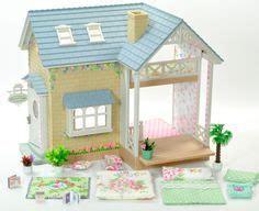 sylvanian families bluebell cottage fistuff sylvanian families decorated house bluebell