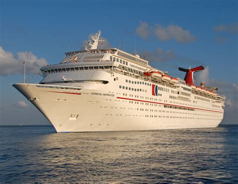 pictures of inspiration carnival cruise line news