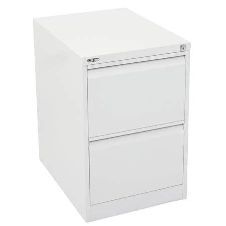 Go Filing Cabinet Fx Go 2 Drawer Filing Cabinet White Satin