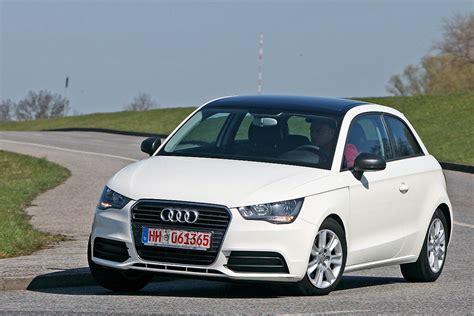 Test Audi A1 by Gebrauchter Audi A1 Im Test Bilder Autobild De