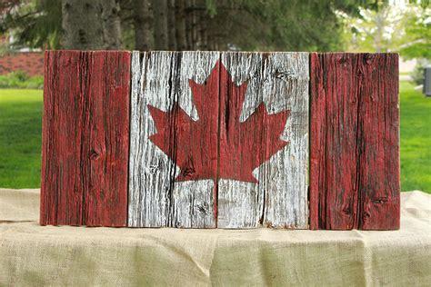 wooden canada 31 innovative barn board american flag egorlin