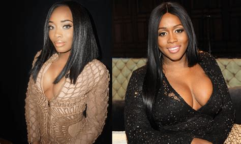 love and hip hop ny weave ponytails issa sleek look at the love hip hop reunion real