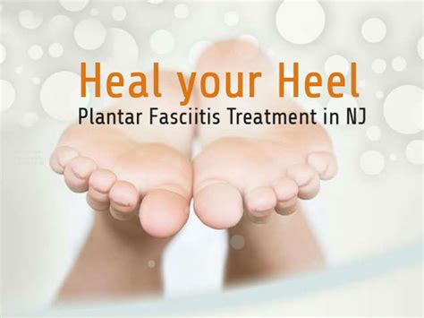 heal your heel plantar fasciitis treatment