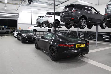 jaguar land rover dealership marshall motor opens flagship jaguar land rover