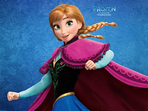 anna s anna in frozen wallpapers hd wallpapers id 13000