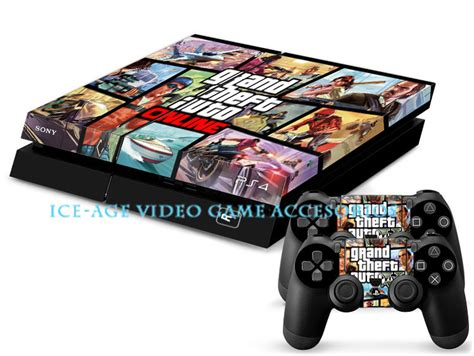 wann kommt gta5 für ps4 10 types gta 5 college for ps4 console decal skin stickers