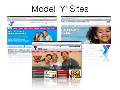 Mba Capstone Website by Somerset Ymca Rutgers Social Media Mini Mba