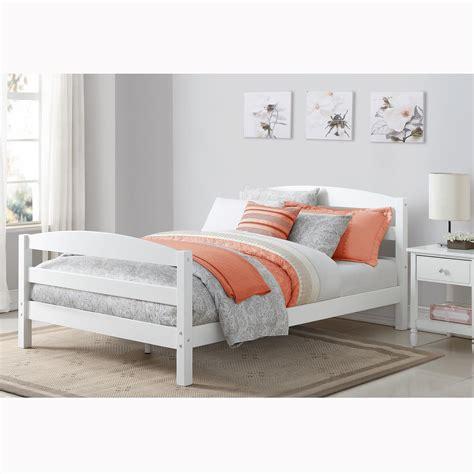 dorel living better homes and gardens full bed white